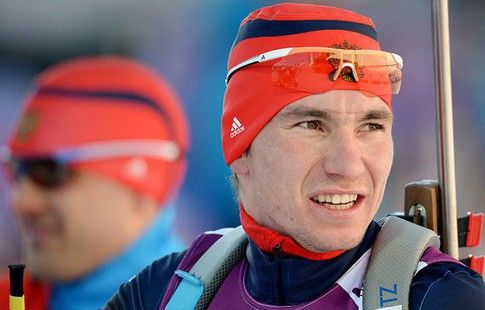 Драчёв назвал биатлониста Логинова великим