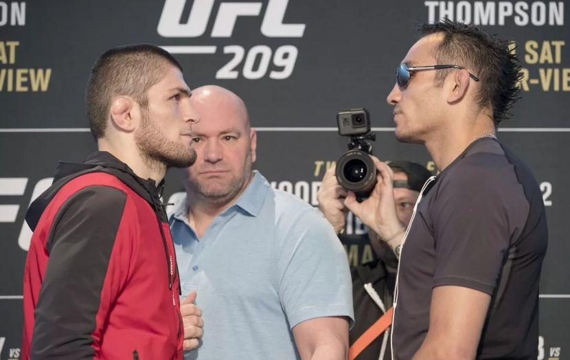 Президент UFC ищет новое место для проведения боя Нурмагомедова и Фергюсона