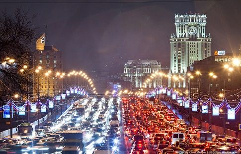 В Москве запрещены спортивные мероприятия