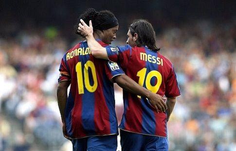"""Месси, Роналдиньо или Марадона? В """"Барселоне"""" выбирают самый красивый гол в ворота """"Реала"""". ВИДЕО"""