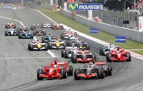 Этапы Формулы-1 в Нидерландах, Испании и Монако будут перенесены