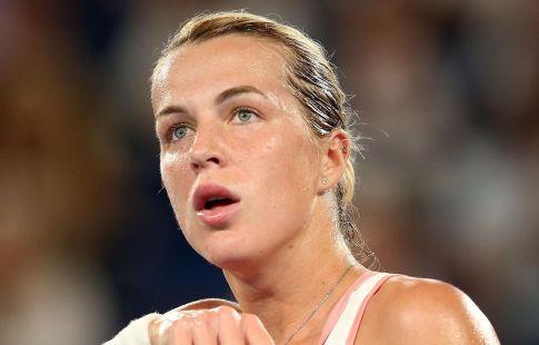 Павлюченкова прокомментировала приостановку теннисных турниров
