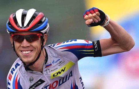 Российский велогонщик Закарин ожидает результатов тестов на коронавирус