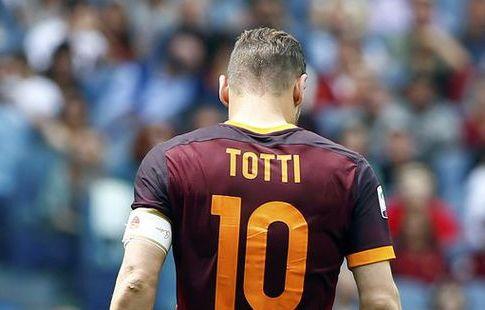 Тотти считает, что Серия А не будет доигрывать сезон