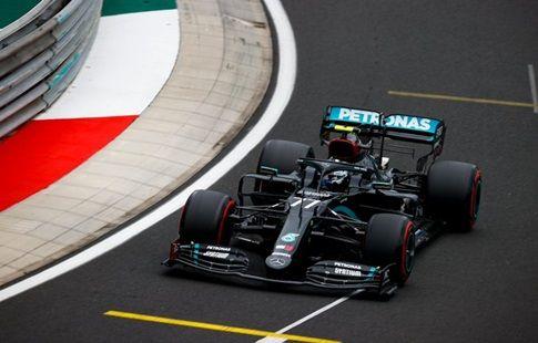 Формула-1, Гран-при Венгрии, Квалификация, Прямая текстовая онлайн трансляция