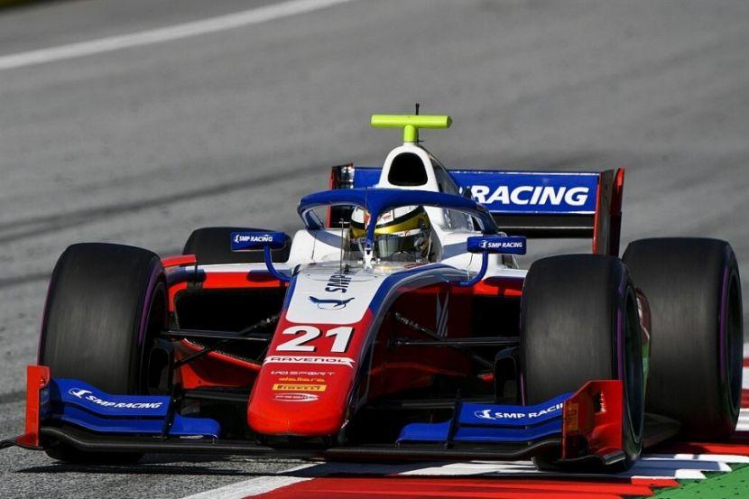 Шварцман и Мазепин вошли в топ-5 во второй гонке Гран-при Венгрии