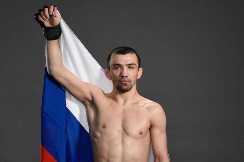 Аскаров бросил вызов чемпиону UFC Фигейредо