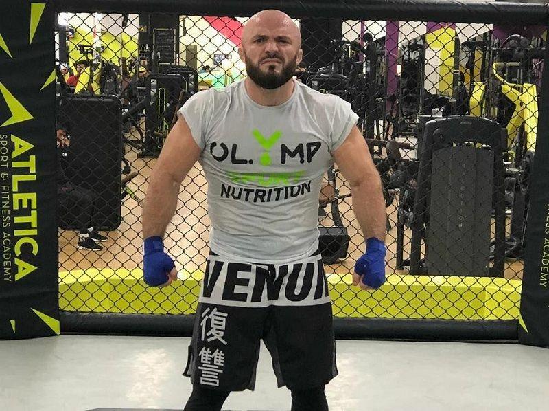 Исмаилов потяжелел до 97 кг перед боем с А. Емельяненко