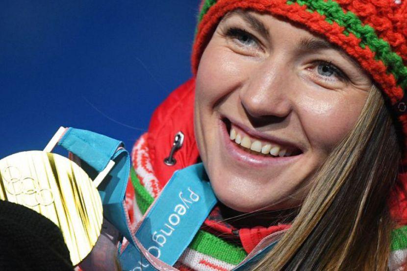 Домрачева рассказала, какое золото в её карьере стало самым неожиданным