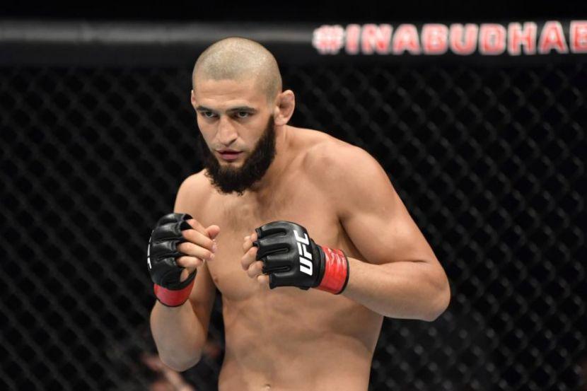 Чимаев вызвал на бой рекордсмена UFC Майю