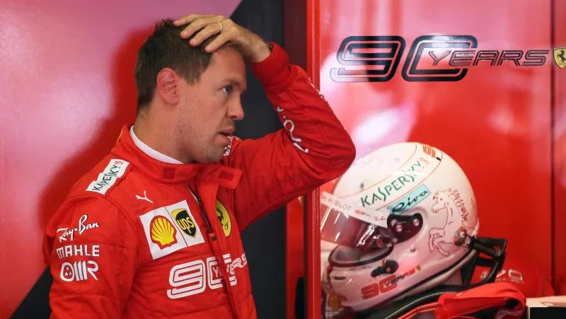 """Бывший владелец команды Формулы-1: """"Не пригласил бы к себе Феттеля"""""""