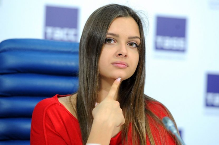 Гимнастка Севастьянова показала впечатляющую растяжку. Фото