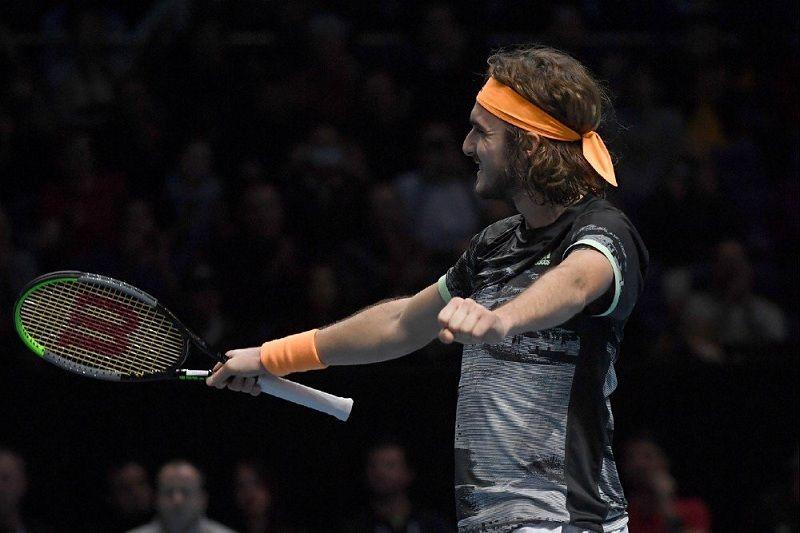 Циципас признался, что не смог найти друзей среди теннисистов