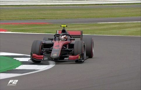 Формула-2, Гран-при Великобритании, Прямая текстовая онлайн трансляция