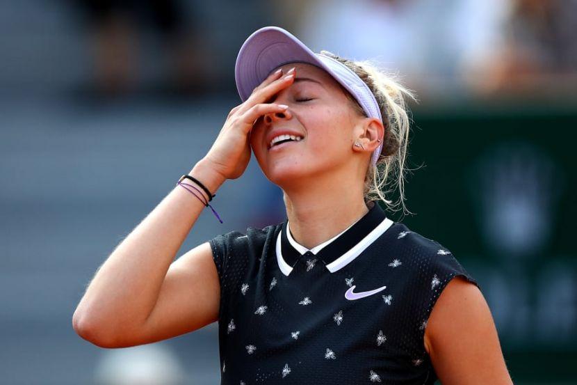 Анисимова не выступит на турнире в Лексингтоне