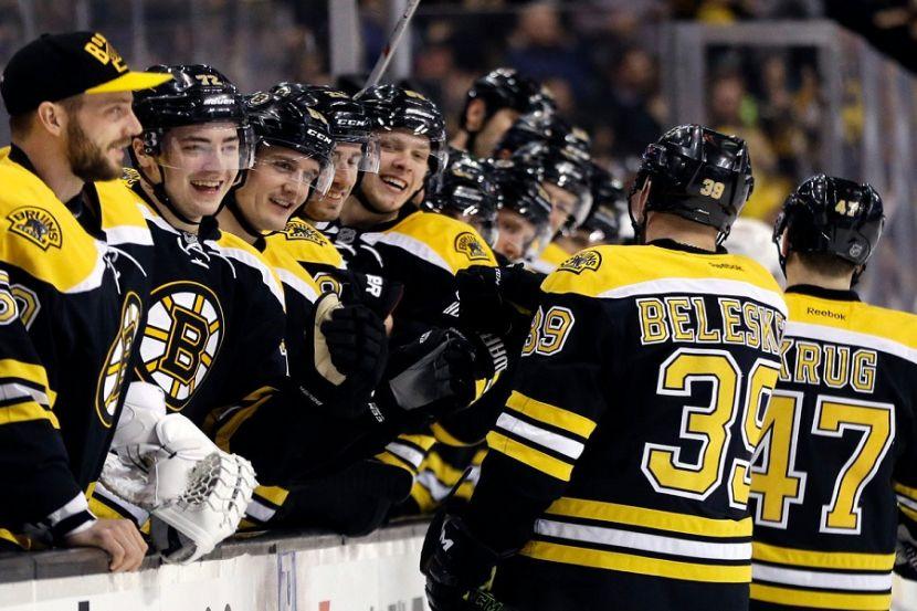 Хоккей, НХЛ, Плей-офф, 1/4 финала, Восток, Бостон - Каролина, Прямая текстовая онлайн трансляция