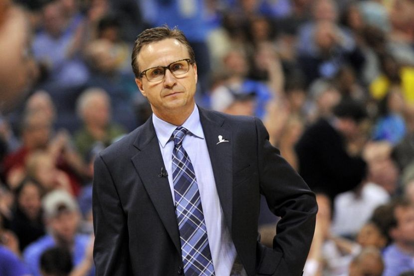"""Главный тренер """"Вашингтона"""" раскритиковал Адетокунбо: """"Такому нет места в НБА"""""""