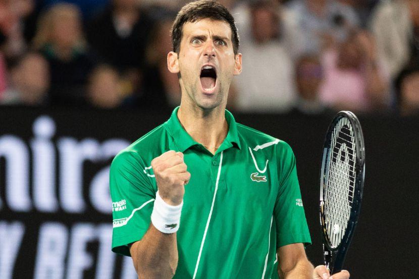 """Джокович выступит на """"Мастерсе"""" в Нью-Йорке и на US Open"""