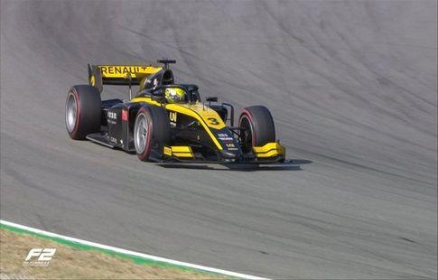Формула-2, Гран-при Испании, Прямая текстовая онлайн трансляция