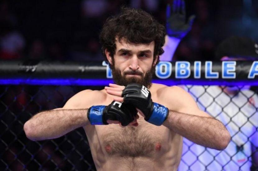 Магомедшарипов предположил, как UFC выбирает для него соперников