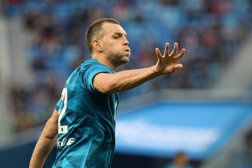 Дзюба может пропустить матч с ЦСКА