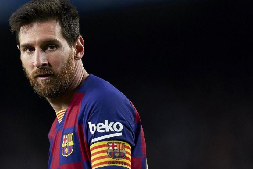 """В """"Барселоне"""" опровергли информацию о том, что Месси сообщил клубу о желании уйти"""