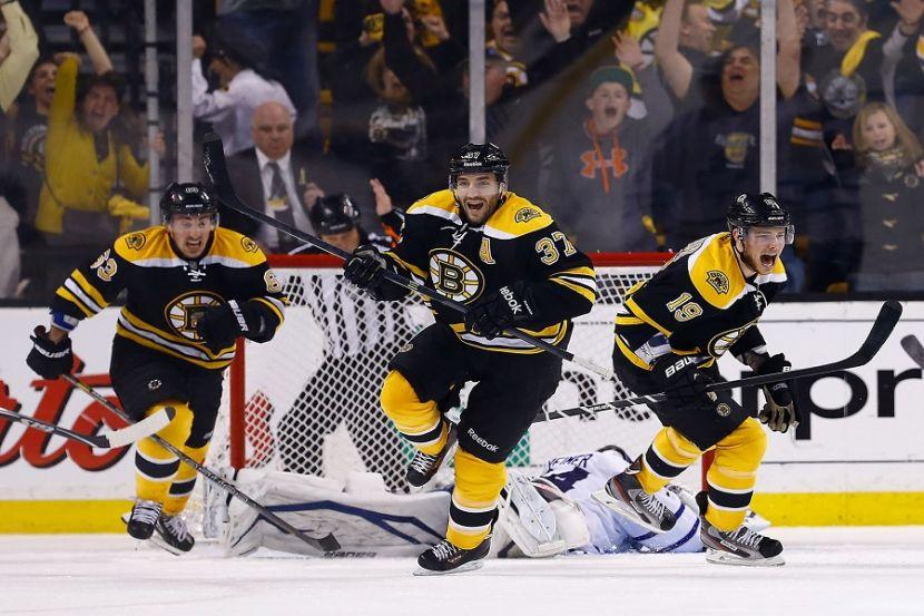 Хоккей, НХЛ, 1/4 финала, Восток, Каролина - Бостон, Прямая текстовая онлайн трансляция