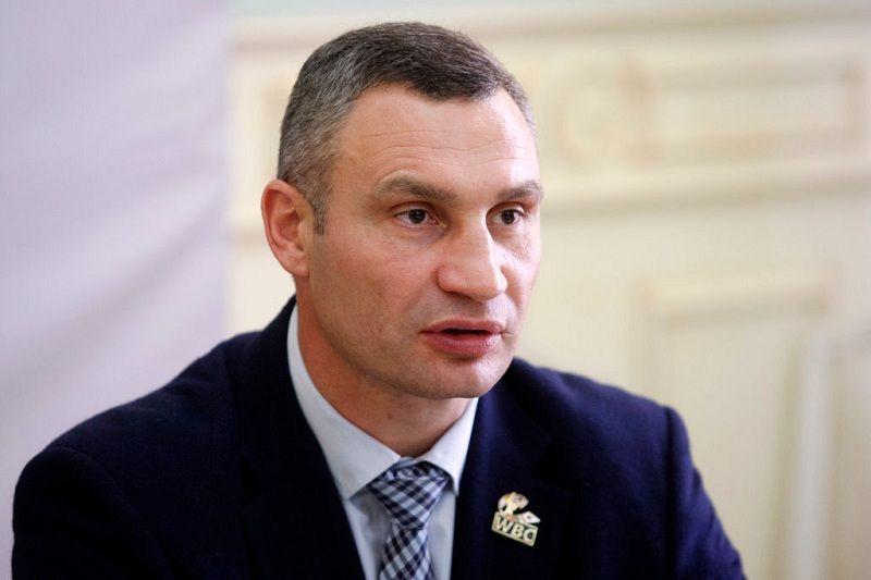 Вит. Кличко поддержал протестующих в Белоруссии