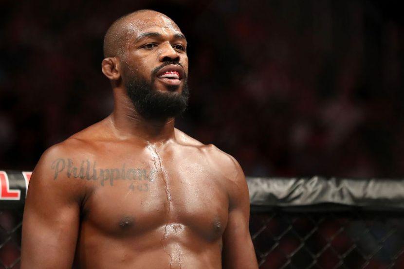 Джон Джонс переходит в тяжёлый вес UFC