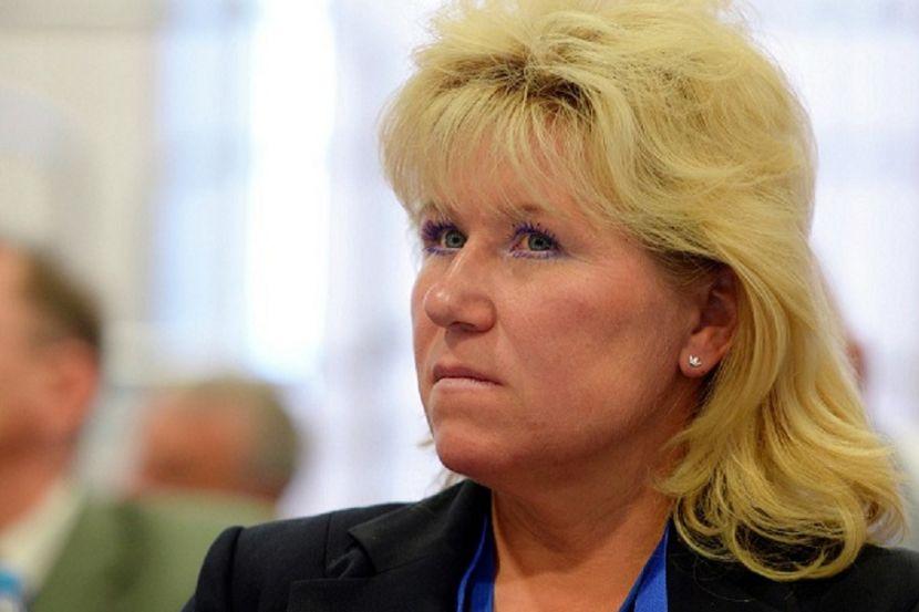 А. Резцова посетовала, что её не зовут работать в сборную России