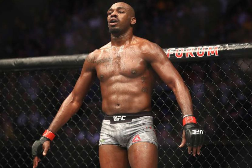 Джонс подтвердил, что будет драться в тяжёлом весе UFC