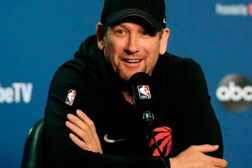 Ник Нерс — тренер года в НБА