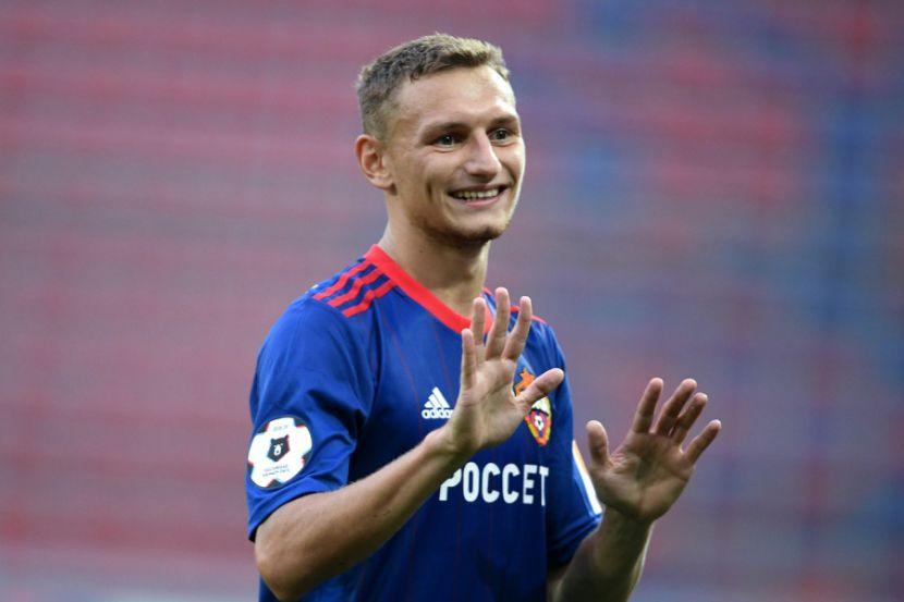 """Агент: """"Чалова хотят пригласить клубы из Германии, Англии и Италии"""""""