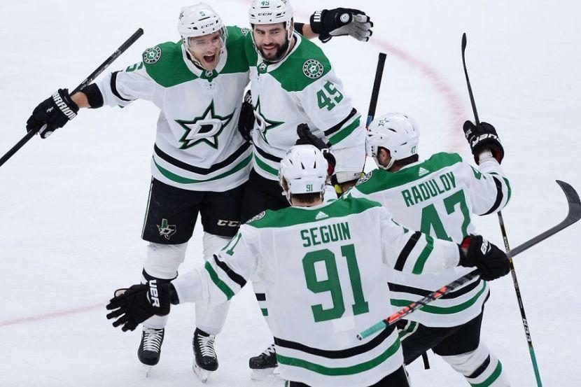 Хоккей, НХЛ, полуфинал, Запад, первый матч, Колорадо - Даллас, Прямая текстовая онлайн трансляция