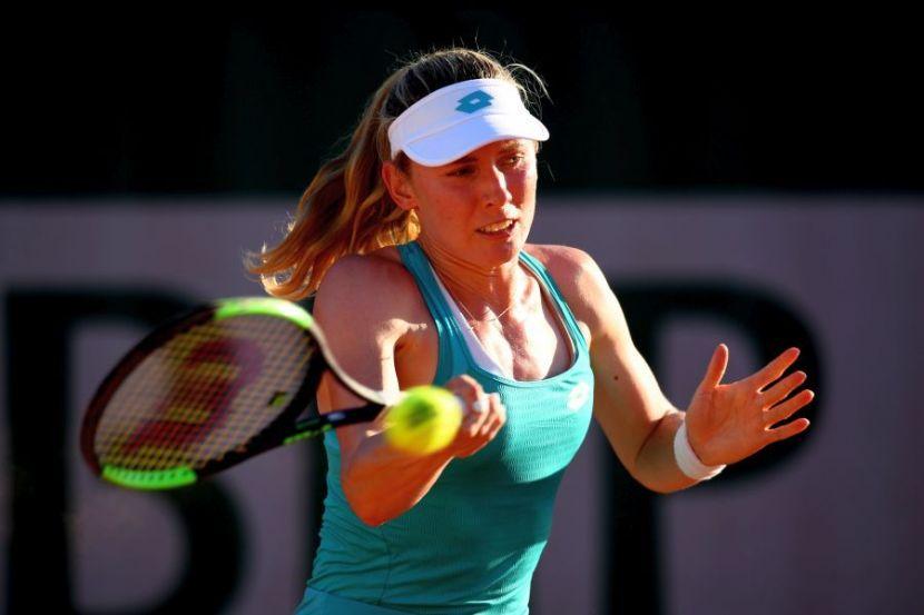 Александрова не смогла пробиться в третий раунд турнира в Нью-Йорке