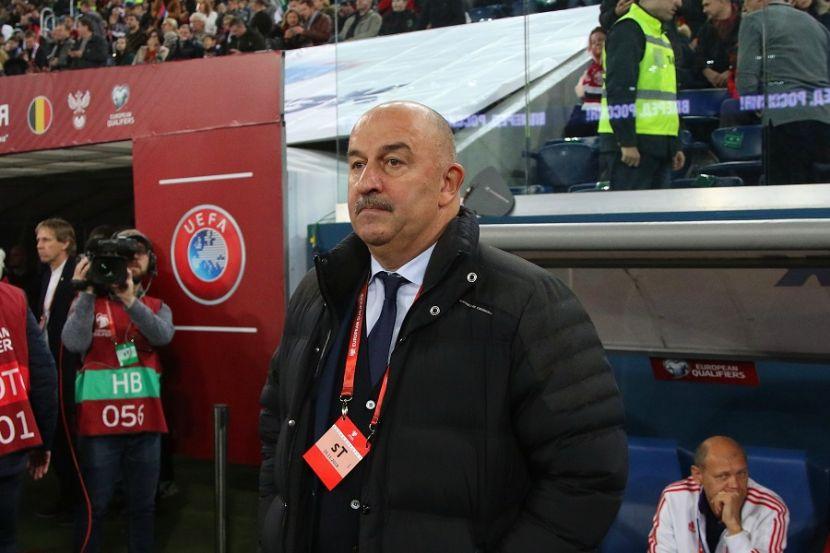 Мостовой предположил, что Черчесов не вызвал Соболева в сборную России из-за конфликта с Дзюбой