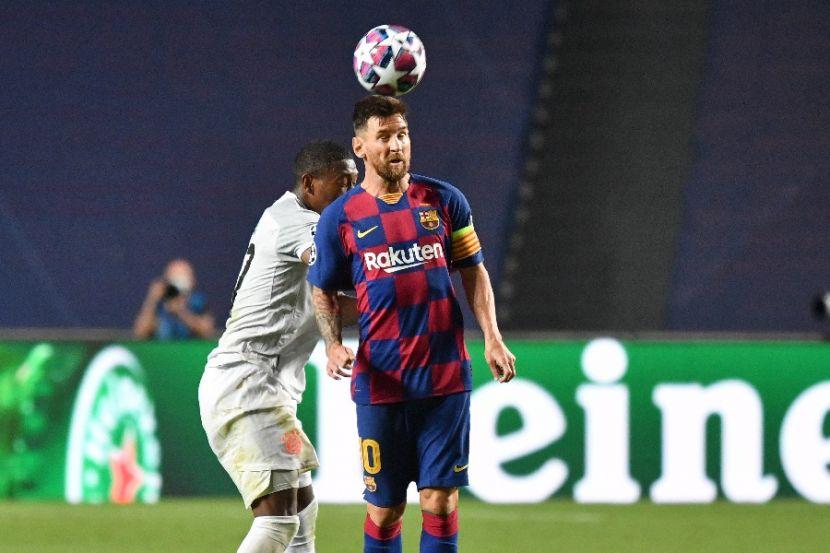 """""""Барселона"""" проводит экстренное совещание совета директоров после того, как Месси сообщил о желании уйти из клуба"""