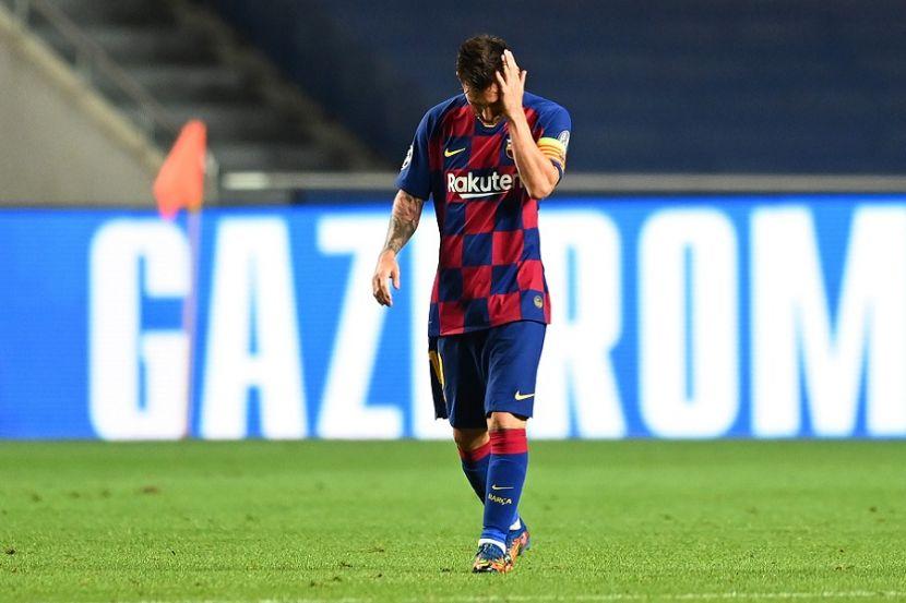 """Аргентинские СМИ рассказали, почему Месси решил уйти из """"Барселоны"""""""