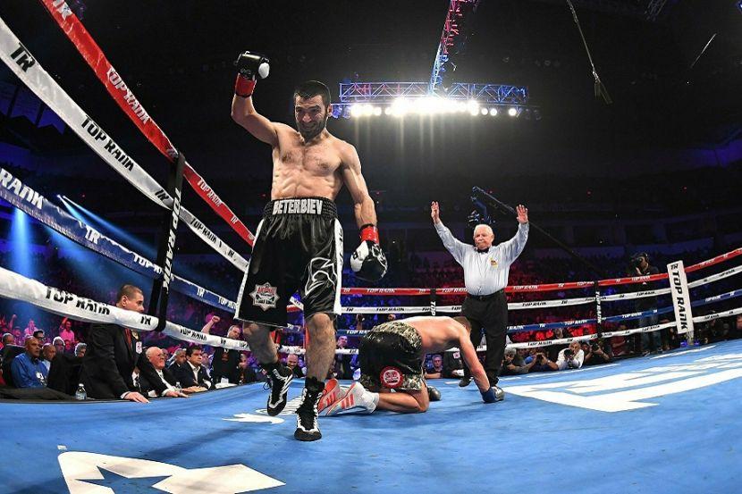 Бой Бетербиева и Фанлуня не состоится, китайский боксёр отказался от поединка