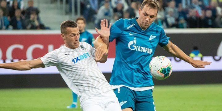 Футбол, РПЛ, 5 тур, Динамо - Зенит, Прямая текстовая онлайн трансляция