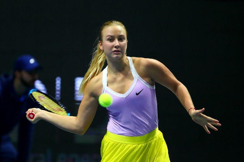 Российская теннисистка Потапова перенесла операцию на стопе