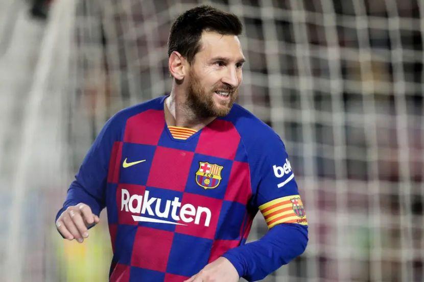 Месси может перейти в английский клуб за € 200 млн