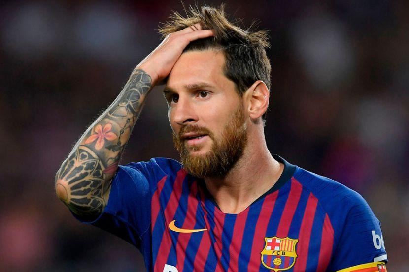 """Месси собирается прервать молчание. Он расскажет, почему уходит из """"Барселоны"""""""