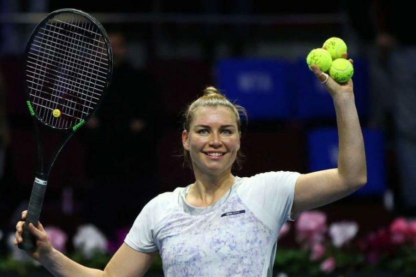 Звонарёва и Кудерметова получили соперниц в парном разряде US Open