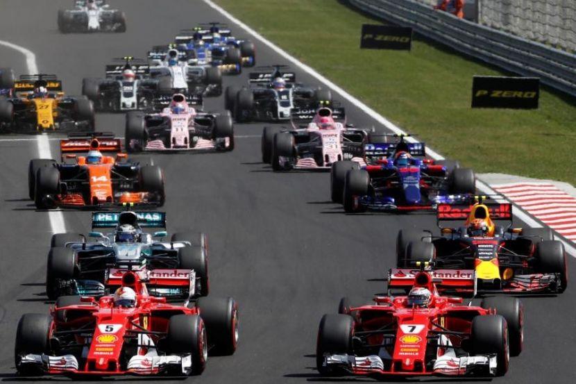 Хэмилтон выиграл квалификацию Гран-при Бельгии, Квят - одиннадцатый.