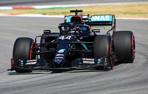 Формула-1, Гран-при Бельгии, Квалификация, Прямая текстовая онлайн трансляция