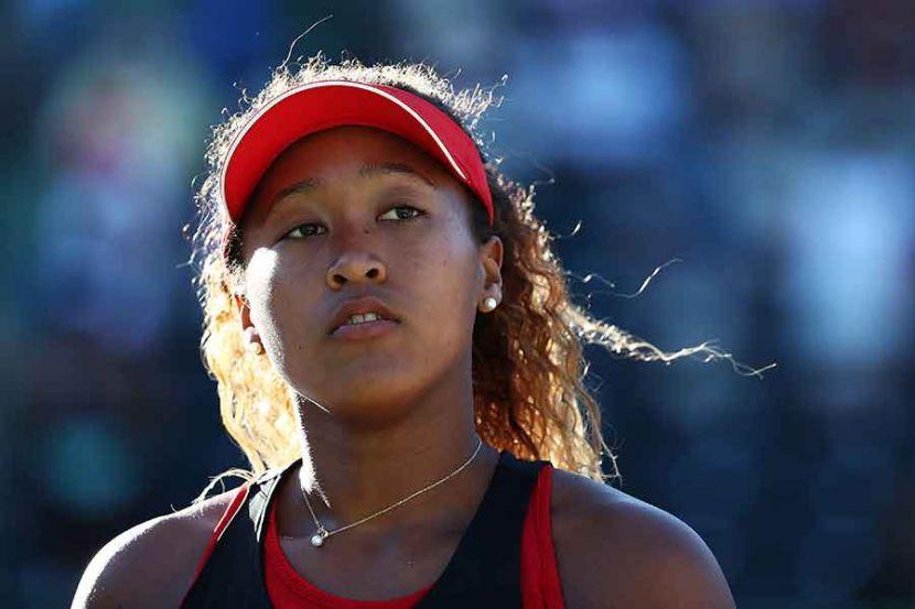 Осака рассказала, почему отказалась сыграть в финале турнира в Нью-Йорке
