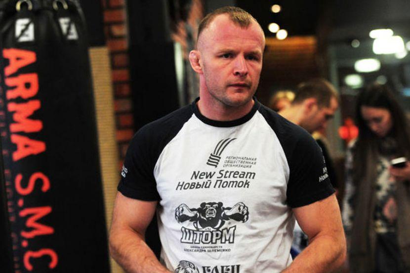 Шлеменко прокомментировал смерть тренера Фёдора Емельяненко