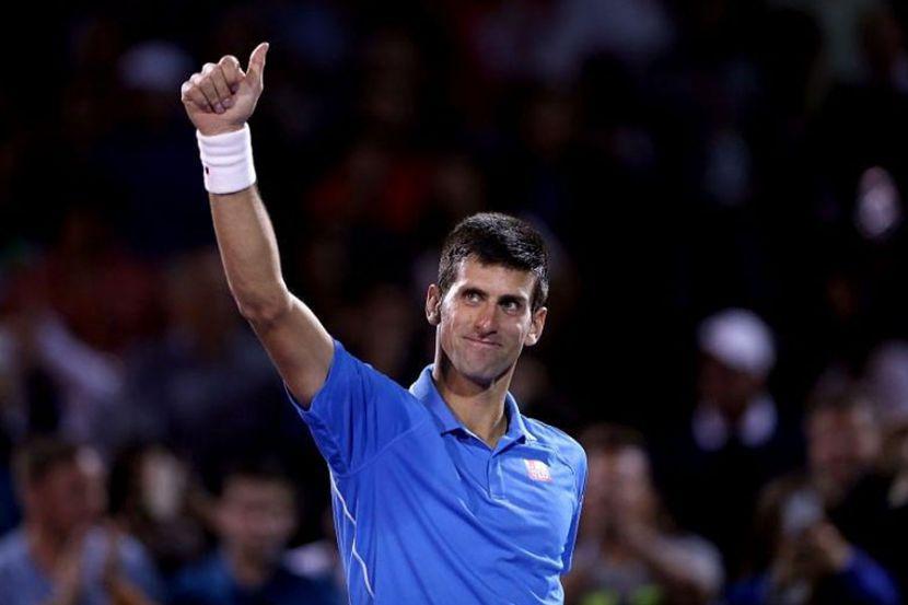 """Джокович выиграл """"Мастерс"""" в Нью-Йорке. Это его 80-й титул в карьере"""