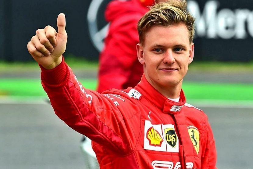 Мик Шумахер прокомментировал слухи о скором переходе в Формулу-1